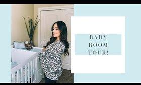 ♡ BABY ROOM TOUR!