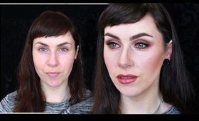 Full Face Bridal Makeup Tutorial for Oily Skin | LetzMakeup
