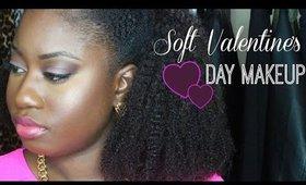GRWM: Soft Valentine's Day Makeup