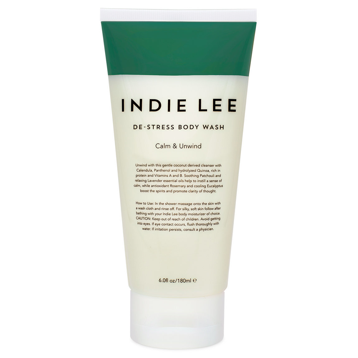 Indie Lee De-Stress Body Wash alternative view 1 - product swatch.
