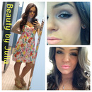 Easter Makeup and OOTD