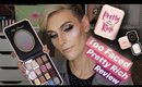 TOO FACED PRETTY RICH COLLECTION | Naughty or Nice Day 5 | WILL DOUGHTY