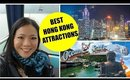 3 BEST THINGS TO DO IN HONG KONG | 2018 TRAVEL VLOG #1