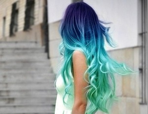 Do You Like These Colors They Go Good Together Think I Should Try This In My Hair