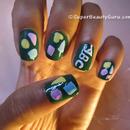 Chalkboard Nails