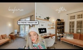 COMPLETE OFFICE MAKEOVER **EXTREME**