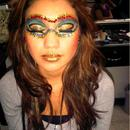 Superwoman make up