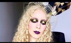 GRWM Stevie Nicks Gig Makeup Tutorial