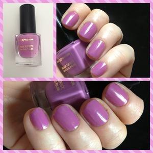 Max factor diva violet