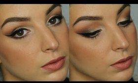 Warm Neutrals & Olive Makeup Tutorial ♥