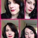 Snow White Inspired Make Up
