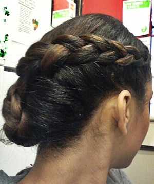 Braid I did while bored on lunch break.