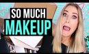 PR HAUL & UNBOXING || NEW Makeup Launches, Swatches & First Impressions!