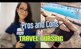 #Allyouneedtoknow #TravelNursing  Travel Nursing: Pros and Cons + WHAT YOU NEED TO KNOW