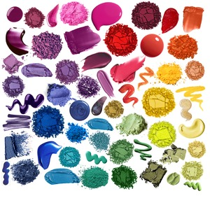 Makeup comes in many colors!
