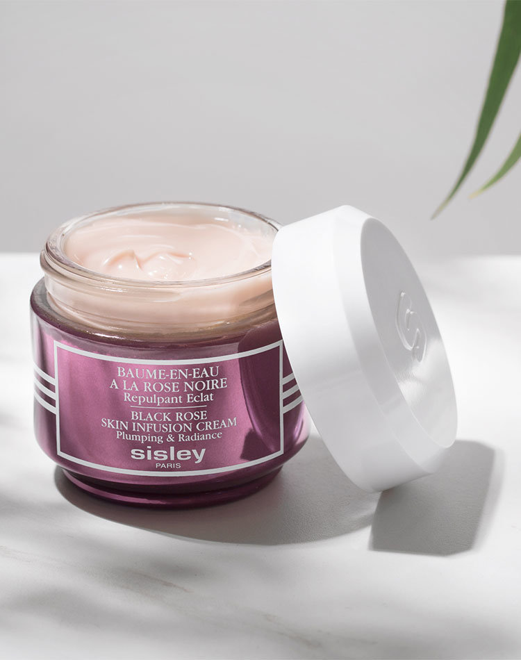 Alternate product image for Black Rose Skin Infusion Cream shown with the description.