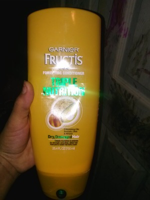 I've been using this after i sower to leave in my hair
