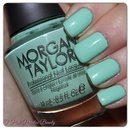 Morgan Taylor - Mint Chocolate Chip