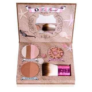 Too Faced The Bronzed & The Beautiful Bronzing Collection