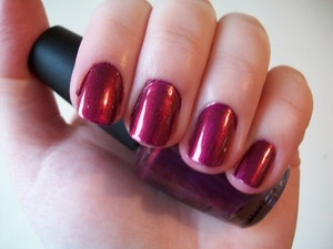 OPI Diva of Geneva Nail Polish  This polish is part of my 'Top 10 Autumn/ Fall & Winter Nail Polishes' blog post. Please click on the link below to read the full list!  http://www.mazmakeup.blogspot.com