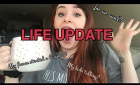 LIFE UPDATE ||quick vlog