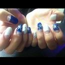 My Christmas Nails <3