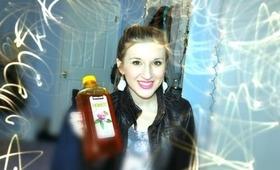 DIY Honey, Olive Oil, & Baking Soda Winter Face Mask!