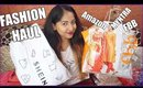 FASHION HAUL & TRY ON! | Shein - Amazon - Myntra | Stacey Castanha