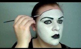 Halloween 2012 #3 - The Mime