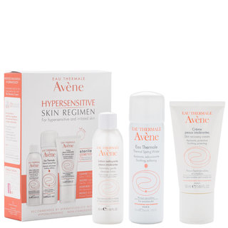 Eau Thermale Avène Hypersensitive Skin Regimen Kit