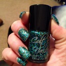 """Cult nails """"dance all night"""""""