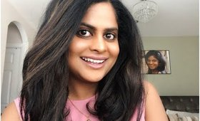 Realistic & Quick Everyday Makeup    Brown Skin    Snigdha Reddy