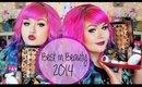 Best In Beauty 2014 Favorites