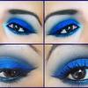 Intense Blue Eye