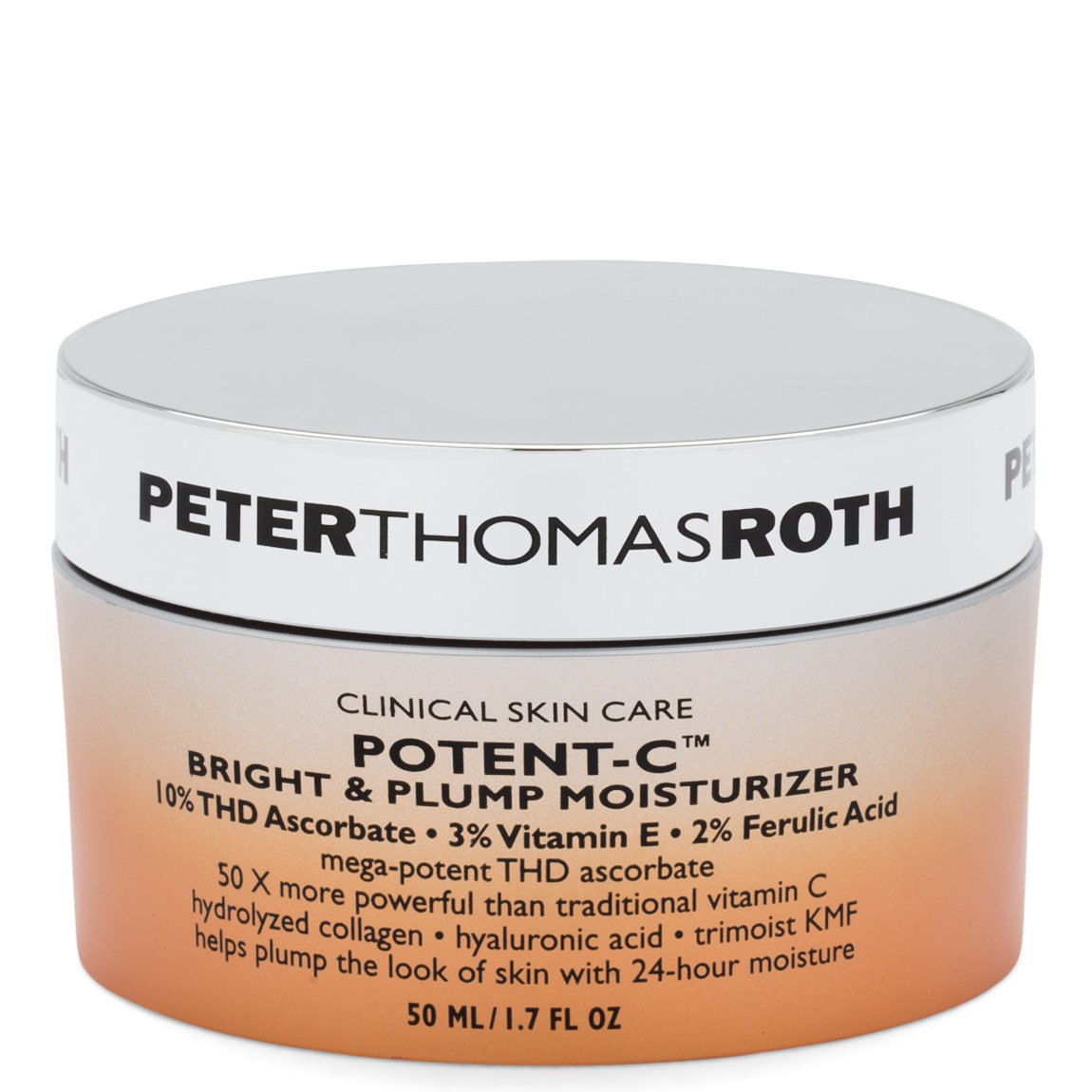 Peter Thomas Roth Potent-C Moisturizer alternative view 1 - product swatch.