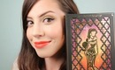 Sephora Disney Reigning Beauties Collection Jasmine Eyeshadow Palette Review & Swatches