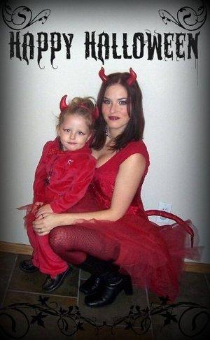 a lil' devilish