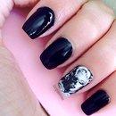 Marilyn Skull & Roses
