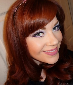 For more info on this look, please visit: http://www.vanityandvodka.com/2014/02/valentines-day-makeup.html xoxo, Colleen