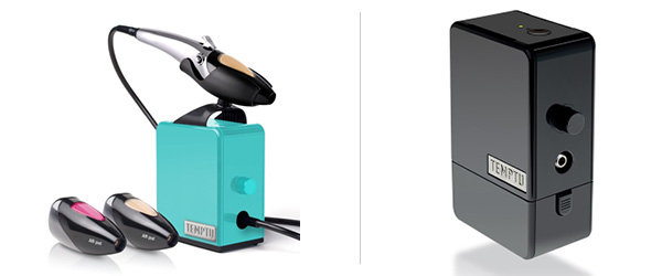 Temptu Airbrush Makeup Starter System and Air Compressor