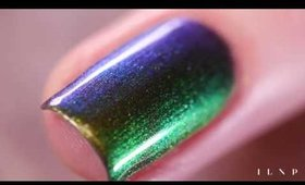 Swatch: Mutagen, Color Shift Ultra Chrome Nail Polish | ILNP