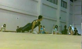 Yoga MFU - ท่าโยคะ Version D