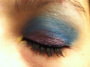 First bright look I ever did. Nothing amazing, just new =]