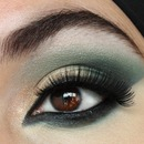 Haifa Wehbe inspired makeup look