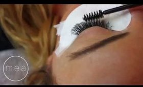 Volume Eyelash Extensions | Meabeauty.com
