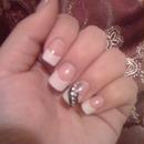 French w/ nail art