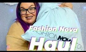 Plus Size Fashion Nova Haul