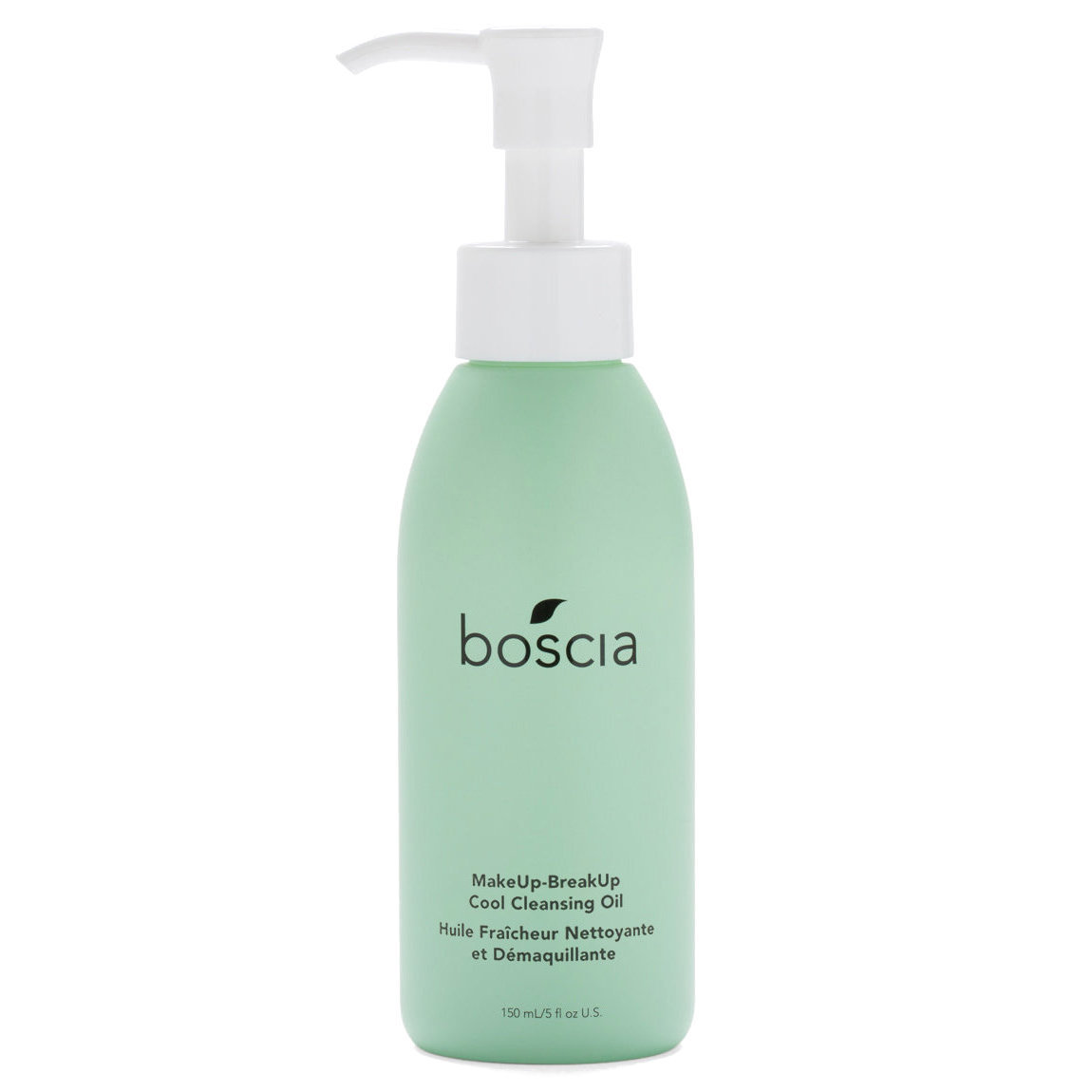 boscia MakeUp-BreakUp Cool Cleansing Oil 150 ml alternative view 1 - product swatch.