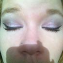 Light purple eyes