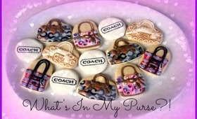 ♡ What's In My Purse?! ♡